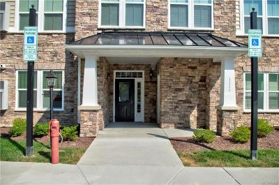 Midlothian Condo/Townhouse For Sale: 1111 Briars Court #101