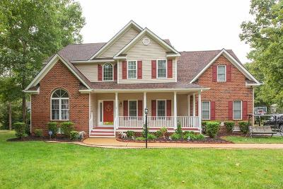 Chesterfield Single Family Home For Sale: 4624 Gregorys Charter Court