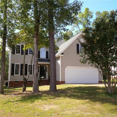 Henrico Single Family Home For Sale: 10417 Flat Branch Drive