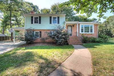 Henrico Single Family Home For Sale: 11411 Creekside Court