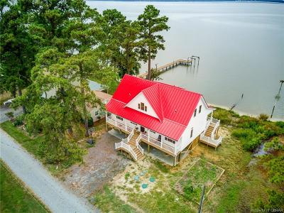 Single Family Home For Sale: 1237 Little Florida Road