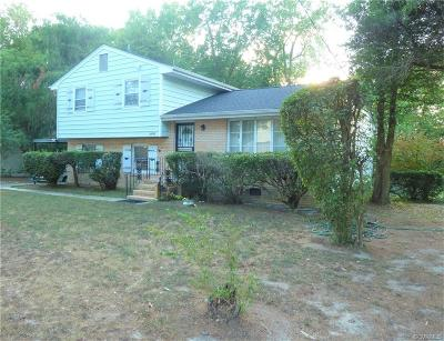 Chesterfield County Single Family Home For Sale: 20400 Ravensbourne Drive