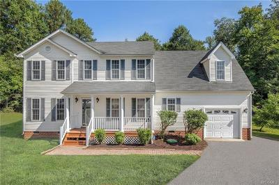 Chesterfield County Single Family Home For Sale: 6901 Summers Trace Terrace