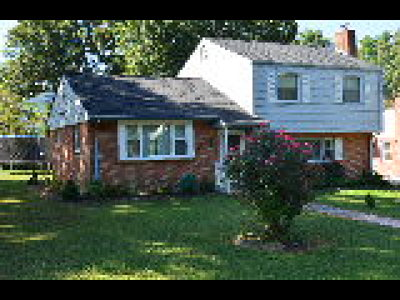 Henrico County Single Family Home For Sale: 9101 Minna Drive