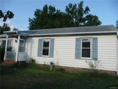 Chesterfield County Rental For Rent: 8801 Leafycreek Drive