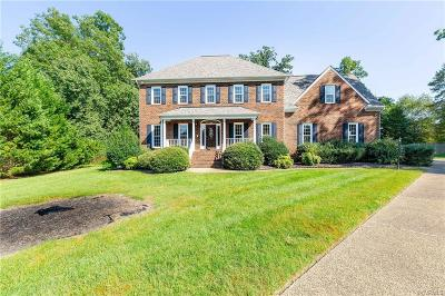Chesterfield Single Family Home For Sale: 404 Hogans Court