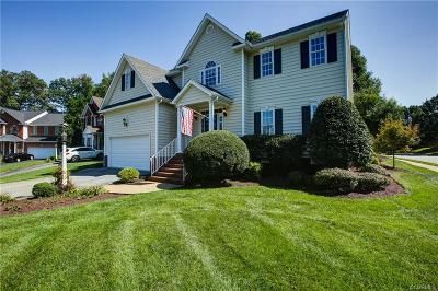 Single Family Home For Sale: 11509 Maple Hill Court