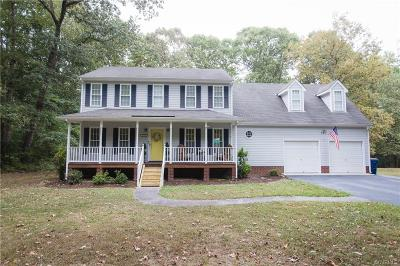 Chesterfield Single Family Home For Sale: 11518 Corte Castle Road