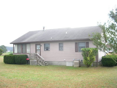 Greenbackville VA Single Family Home For Sale: $119,900