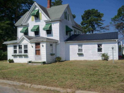 Hallwood VA Single Family Home For Sale: $85,000