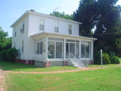 Cheriton VA Single Family Home For Sale: $129,000