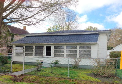 Wachapreague VA Single Family Home For Sale: $99,000