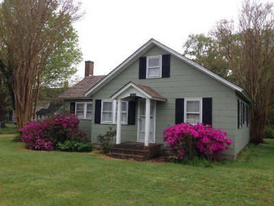 Harborton VA Single Family Home For Sale: $95,000