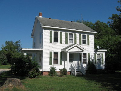 Nassawadox VA Single Family Home For Sale: $77,900