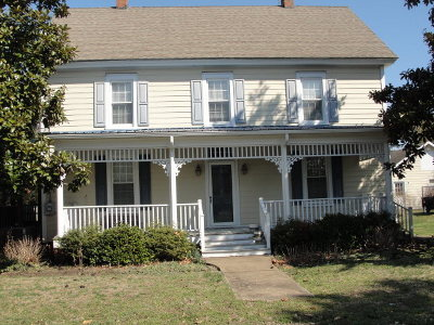 Wachapreague VA Single Family Home For Sale: $219,000