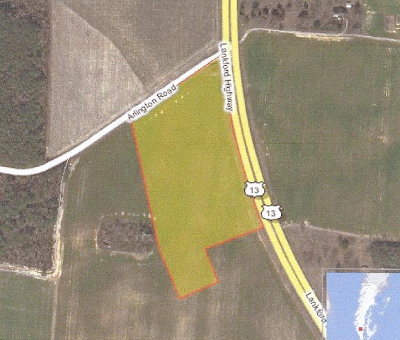 Cape Charles, Capeville, Kiptopeke, Cheriton Residential Lots & Land For Sale: Lankford Hwy