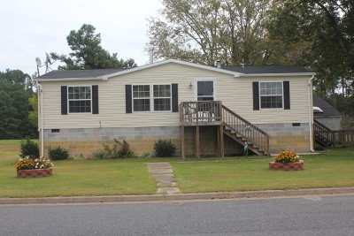 Sanford VA Single Family Home For Sale: $105,000
