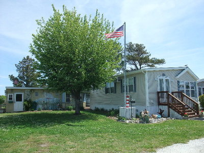 Chincoteague VA Single Family Home For Sale: $96,500