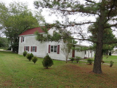 Onancock VA Single Family Home For Sale: $127,900
