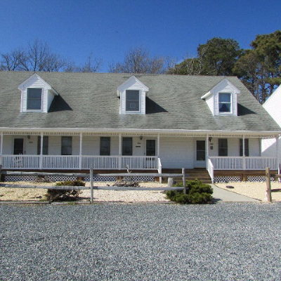 Chincoteague VA Single Family Home For Sale: $193,000