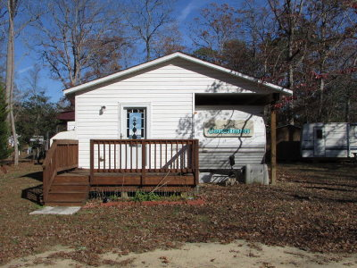 Northampton County, Accomack County Single Family Home For Sale: 35016 Ruddy Duck Ct