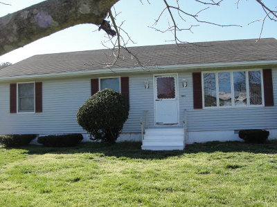 Wachapreague VA Single Family Home For Sale: $119,000