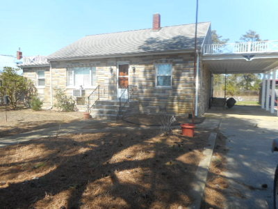 Chincoteague VA Single Family Home For Sale: $224,900