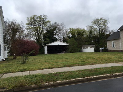 Cape Charles Residential Lots & Land Under Contract/Continue To Sho: Mason Ave