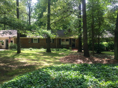 Parksley VA Single Family Home Under Contract/Continue To Sho: $199,500
