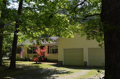 Wallops Island VA Single Family Home Under Contract/Continue To Sho: $147,000