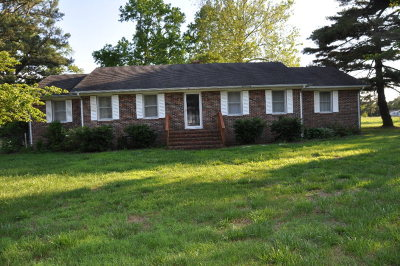 Nelsonia VA Single Family Home For Sale: $179,900