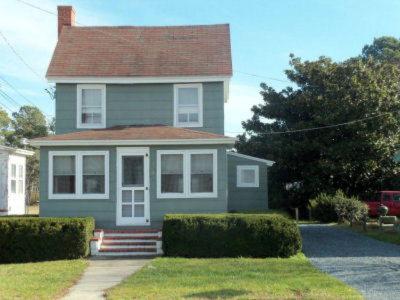 Chincoteague Single Family Home For Sale: 3234 Main St