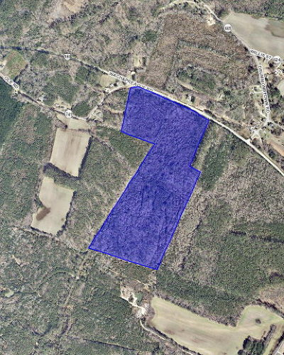 Wachapreague Residential Lots & Land Under Contract/Continue To Sho: Lot 9 Wachapreague Rd