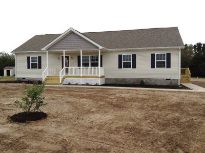 Melfa VA Single Family Home Under Contract/Continue To Sho: $217,900