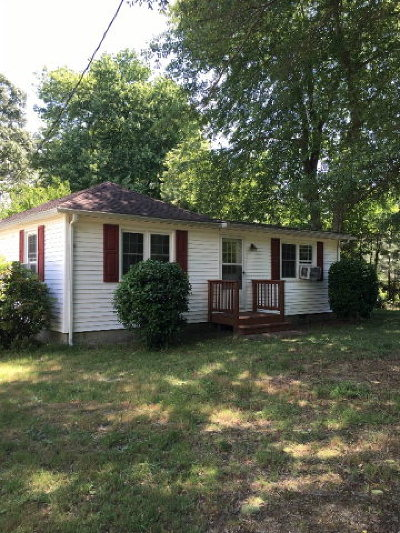 Quinby VA Single Family Home For Sale: $79,000