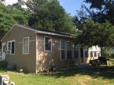 Horntown VA Single Family Home For Sale: $50,000
