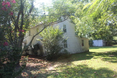 Hacksneck VA Single Family Home For Sale: $35,000