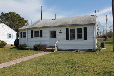 Exmore VA Single Family Home For Sale: $68,000