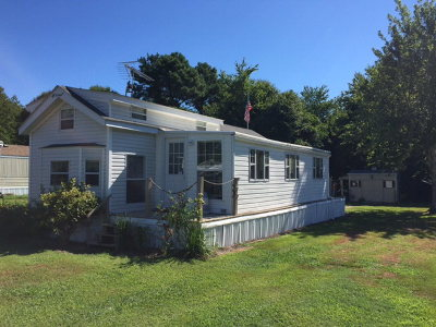 Horntown VA Single Family Home For Sale: $58,900