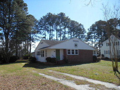 Exmore VA Single Family Home For Sale: $124,900