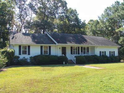 Northampton County Single Family Home For Sale: 8447 Creek St