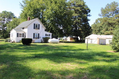Nelsonia VA Single Family Home For Sale: $70,000