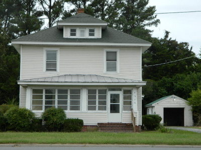 Nassawadox VA Single Family Home For Sale: $89,500