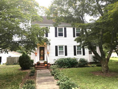 Parksley VA Single Family Home Under Contract/Continue To Sho: $179,900