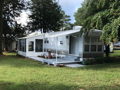 Northampton County, Accomack County Single Family Home For Sale: Lot 342 Blue Point Dr
