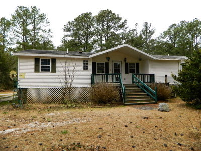 Eastville VA Single Family Home For Sale: $139,000