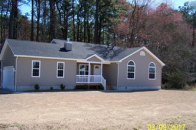 Greenbackville VA Single Family Home For Sale: $188,500