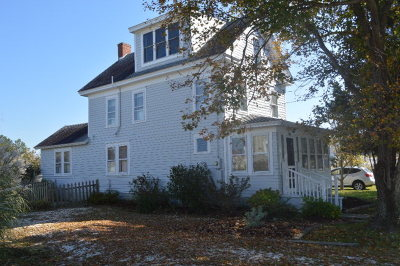 Chincoteague VA Single Family Home For Sale: $229,000