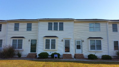 Chincoteague VA Single Family Home For Sale: $145,900