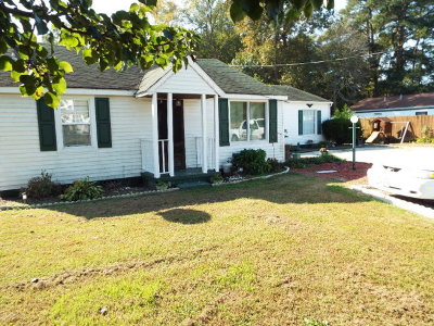 Single Family Home For Sale: 26020 Mason Rd